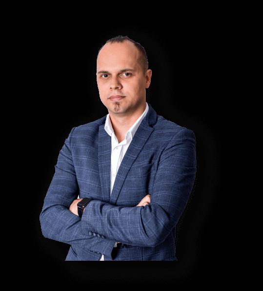 Wiceprezes zarządu Imperial NDF, Łukasz Bożęcki